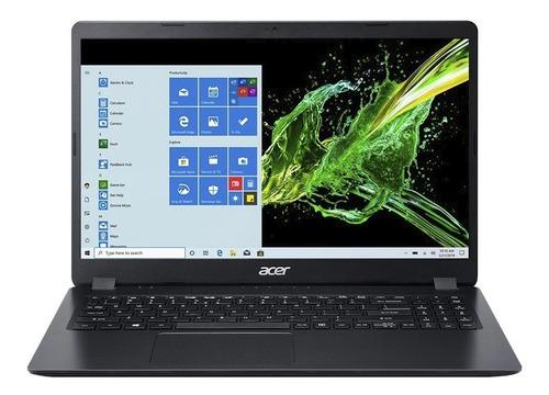 Imagen 1 de 9 de Notebook Acer Aspire Core I3 4gb 1tb 15,6 Windows 10 Mexx 1