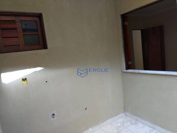 Casa Com 2 Dormitórios À Venda, 100 M² Por R$ 185.000,00 - Messejana - Fortaleza/ce - Ca0519