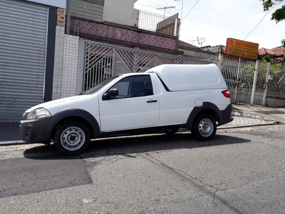Fiat Strada Work Completa
