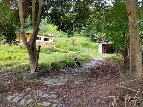 Imagem 1 de 4 de Chácara Com 2 Dormitórios À Venda, 5000 M² Por R$ 636.000 - Serrote - Salesópolis/sp - Ch0504