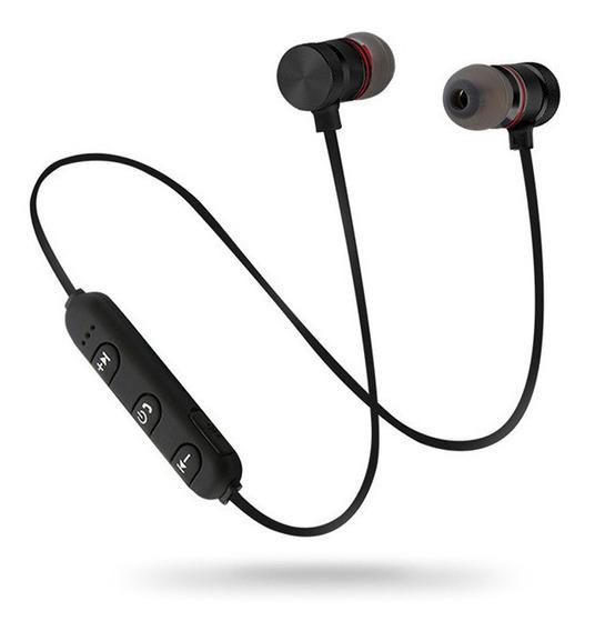 Bolsas Pretas Absorção Magnética 4.2 Movível Bluetooth Heads