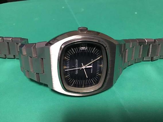 Relógio Jaeger Lecoultre Master Quartz
