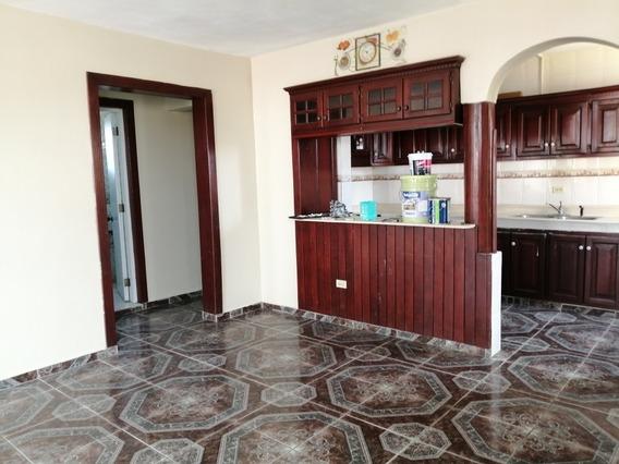 Amplio Apartamento 3 Habitaciones 4to Piso Pista San Isidro
