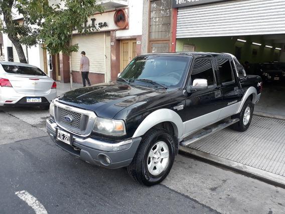 Ford Ranger Dc 4x4 Ltd 3.0 Diesel Año 2006