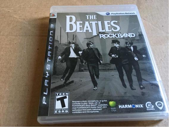 Jogo The Beatles - Ps3 - Ref 001