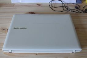 Notebook Samsung Branco