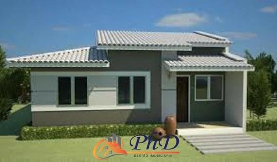 Terreno + Construção - Casa Em Condomínio A Venda No Bairro Jacaré - Jacaré (cabreúva), Sp - Ph40351