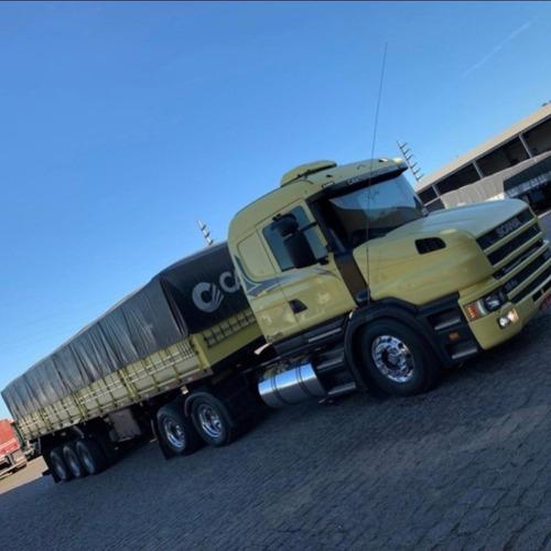 Imagem 1 de 8 de Scania  124 360 6x2