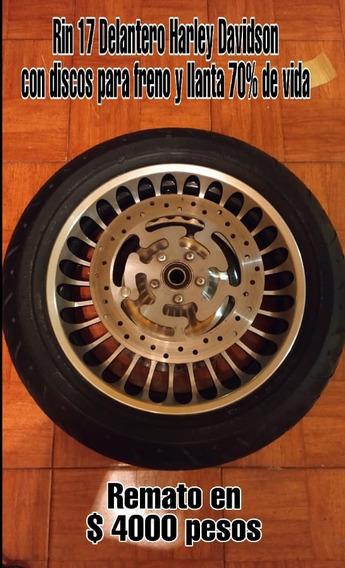 Rin Para Harley Davidson Touring 08-12