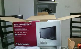 Pantalla Pioneer Mod Avh-p4050 Dvd Original