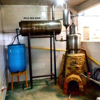 Fabricación De Alambiques Destiladores Por Encargo