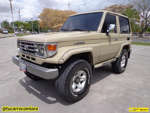 Toyota Macho Land Cruiser Lx