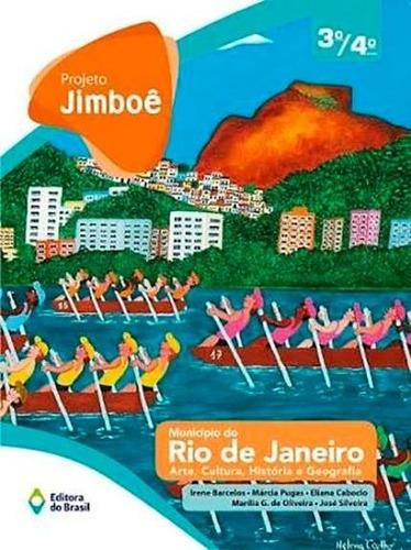 Projeto Jimboe Municipio Do Rio De Janeiro 3º 4º Ano Arte, C