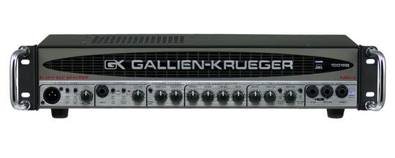 Gk 1001 Rb Ii Gallien Krueger 700w Cabeçote Para Baixo G8