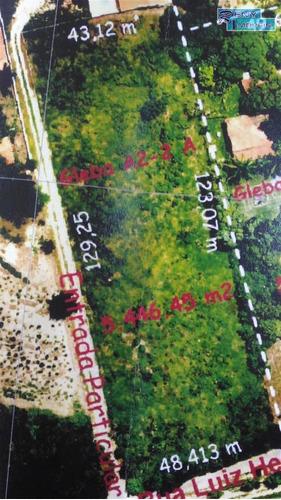 Imagem 1 de 2 de Áreas À Venda  Em Sorocaba/sp - Compre O Seu Áreas Aqui! - 1438038