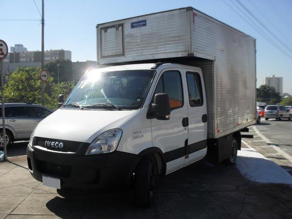 Dally Iveco 35s14 Cabine Dupla Caminhonete + Ar Condici 2015