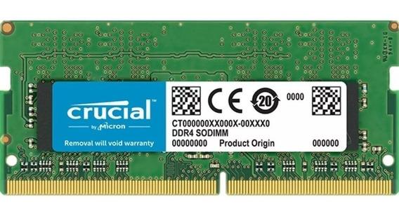 Memória iMac Crucial 16gb Ddr4 2666mhz