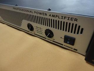 Potencia Amplificador Gbr Bta-450 640 W 4 Ohms/440 8ohms