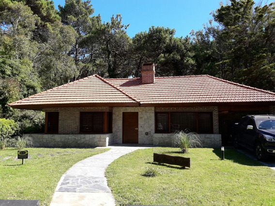 Chalet En Venta Categorico Zona Golf Pinamar