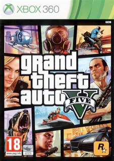Gta V Grand Theft Auto V Gta 5 Juegos Xbox 360