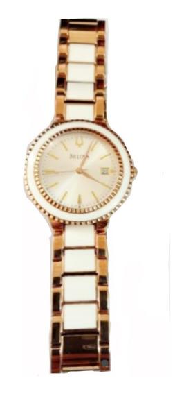 Relógio Bulova Feminino Wb22186z