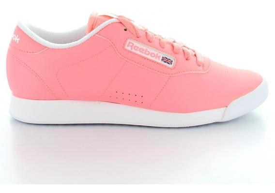 Tenis Reebok Dama Princess Rosa Cm8706