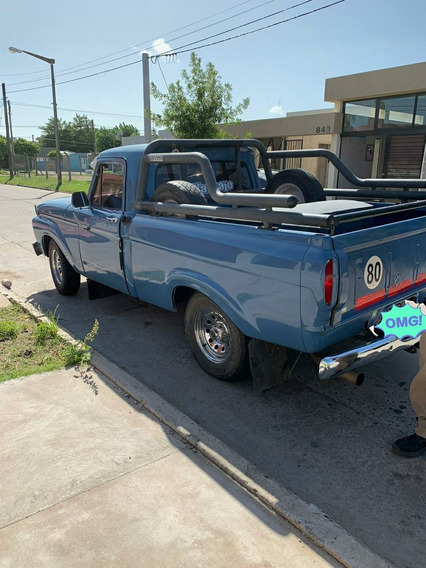 Ford F-100 Twin Beam