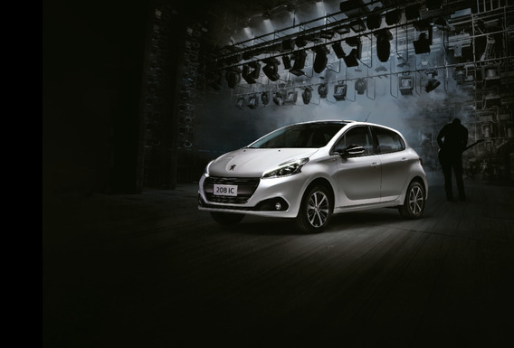 Peugeot 208 1.6 In Concert Stock