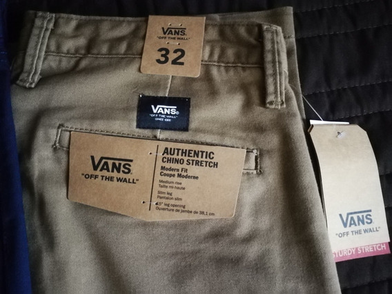 Pantalon Vans Authentic Chino Stretch 32