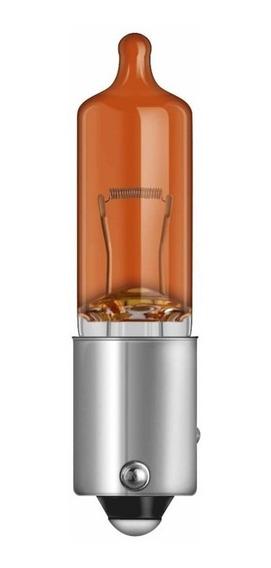 Lâmpada Pisca/seta H21 21w 12v Ambar Modelo Osram Par