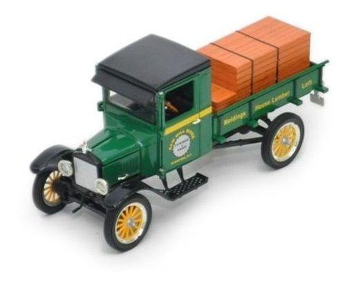 1923 Ford Model Tt Pickup Verde - 1:32 - Signature Models
