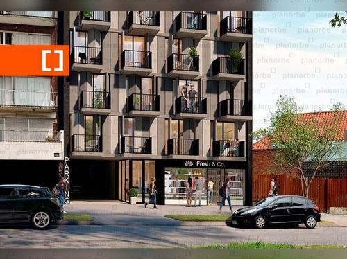 Venta De Apartamento Obra Construcción Monoambiente En Pocitos Nuevo, Yes Unidad 104
