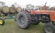 Tractor Fiat 600 E
