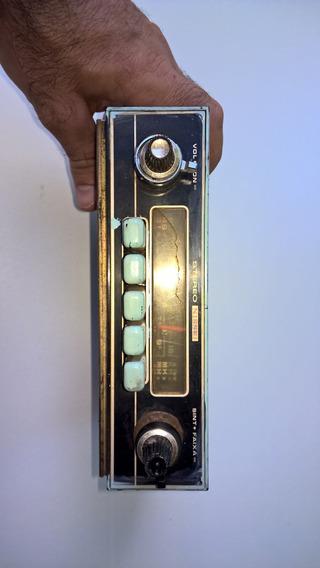 Radio De Carro Anos 60 Marca Nissei 2 Saida. Aceito Proposta