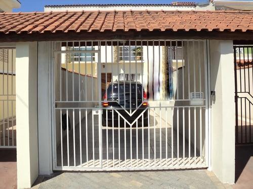 Imagem 1 de 15 de Casa Sobrado Para Venda, 3 Dormitório(s) - 19