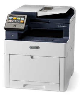 Impresora Multifuncion Laser Color Xerox 6515 Duplex Red Usb