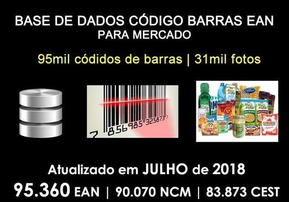 Banco De Dados Para Supermercado + Fotos 95mil 31mil Fotos