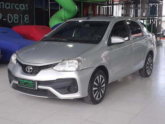 Etios 1.5 Xs Sedan 16v Flex 4p Automático