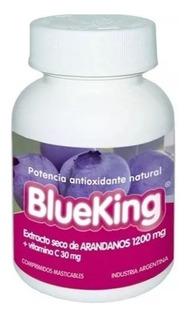 Blueking Antioxidante 30 Comprimidos Masticables