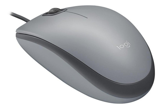 Mouse Logitech Silent Usb Cinza M110 910-005494 27521