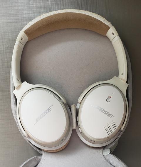 Fone De Ouvido Branco Bose Around Ear Soundlink Wirelles