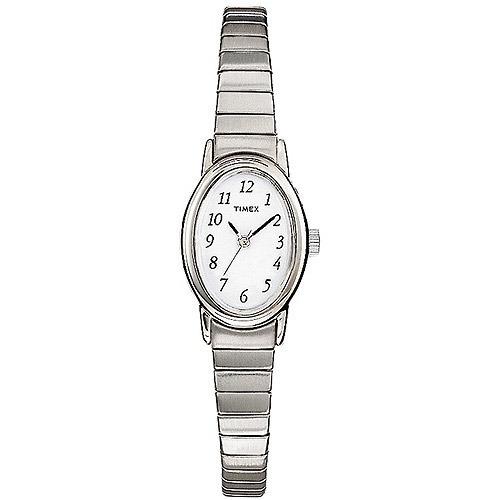 6cce15b3bd22 Reloj Timex Para Mujer T21902 Cavatina Plateado En Acero -   1