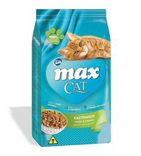Alimento Gato F Max Cat Castrado 1kg