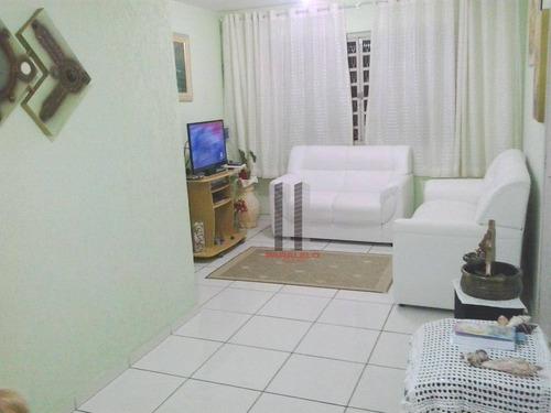 Sobrado À Venda Por R$ 515.000,00 - Vila Arapuã - São Paulo/sp - So1457