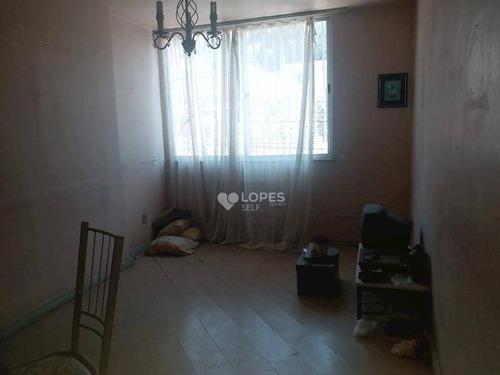 Apartamento À Venda, 60 M² Por R$ 262.500,00 - Santa Rosa - Niterói/rj - Ap36327