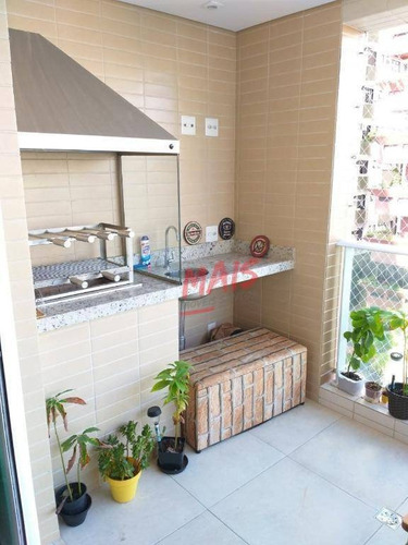 Lazer Na Pompeia! Frente, 3 Dormitórios, 2 Vagas - Ap5868
