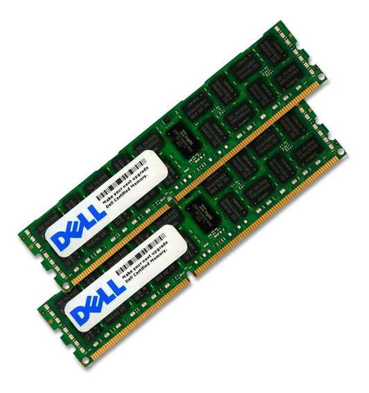 Kit 32gb Rdimm Pc3-8500r 4rx8 4x8gb Dell Poweredge T310 R310