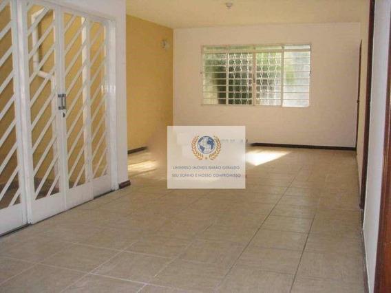 Casa Com 4 Dormitórios À Venda, 174 M² Por R$ 630.000,00 - Cidade Universitária - Campinas/sp - Ca1040