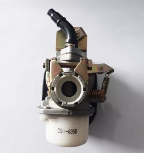 Carburador Mobylete Caloi Com Filtro Prime Cod 20080