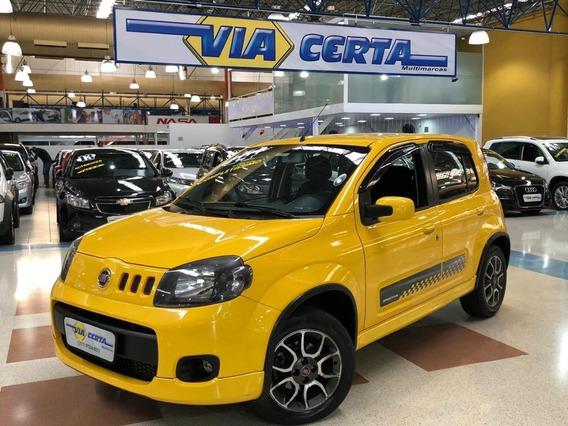 Fiat Uno 1.4 Evo Sporting 8v Flex * Top De Linha *